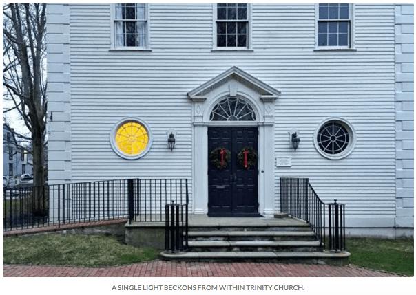 Church Newport RI