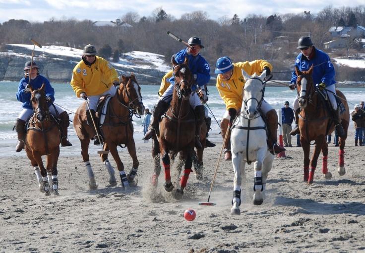 Beach Polo Newport RI