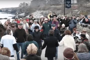 Irish Dancing 40 Steps Newport RI