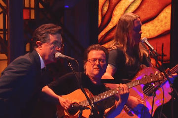 Stephen Colbert Violent Femmes