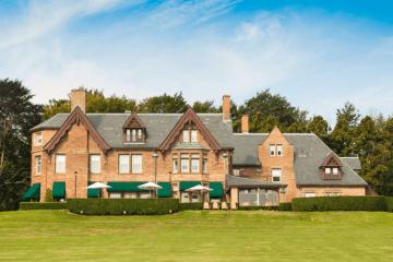 Ocean Lawn Estate Newport RI Firestone