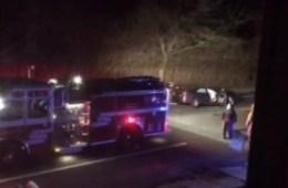Portsmouth RI Accident