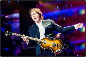 Paul McCartney Fenway