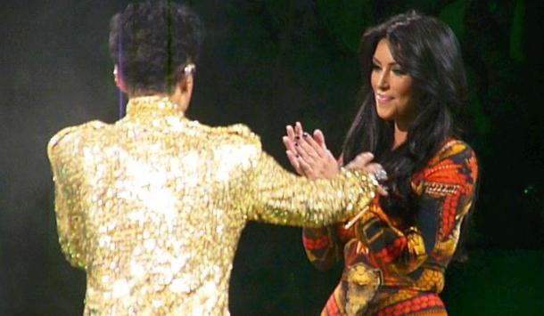 Prince Kim Kardashian