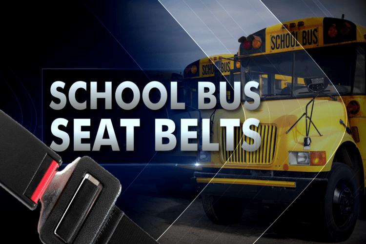school bus-seatbelts