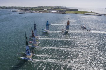 world match racing newport ri