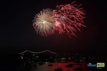 Newport Ri 4th of July Fireworks