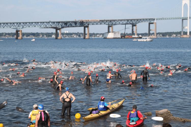 Save the bay swim