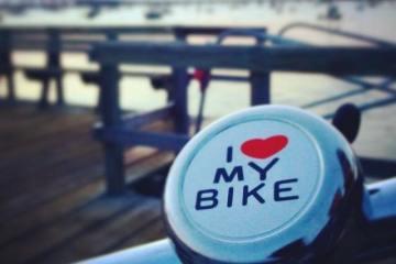 meg heriot bike