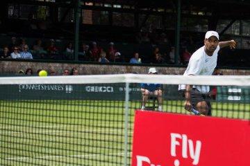 Rajeev Ram Newport Tennis Hall of Fame
