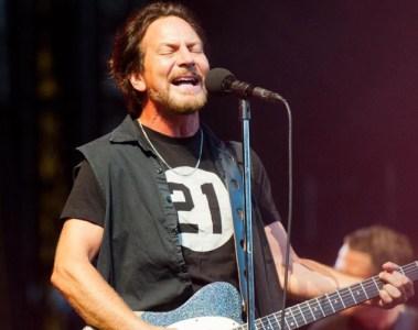 Pearl Jam Fenway Park Photo