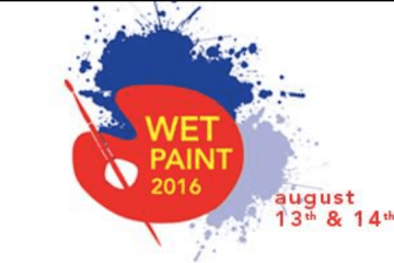 wet paint newport art