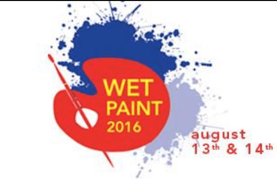 wet paint newport art