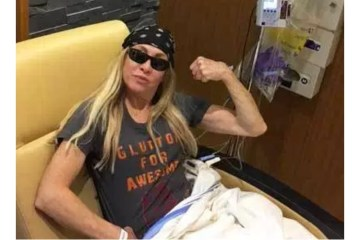 Gail Greenwood Belly Cancer ACA