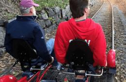 rail explorers newport ri