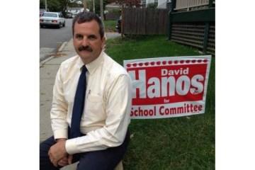 Dave Hanos Senate Newport RI