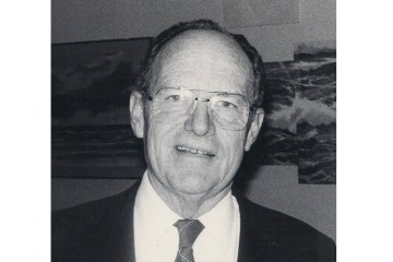 Richard Grosvenor Obit