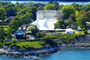 newport mansions wine & food Festival