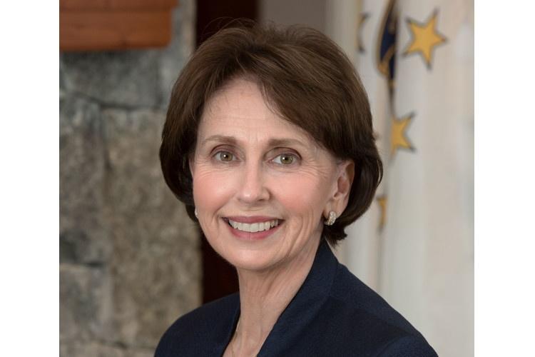 Patricia Morgan Governor RI