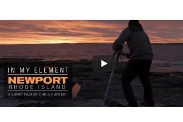 In my element Chris Hunter