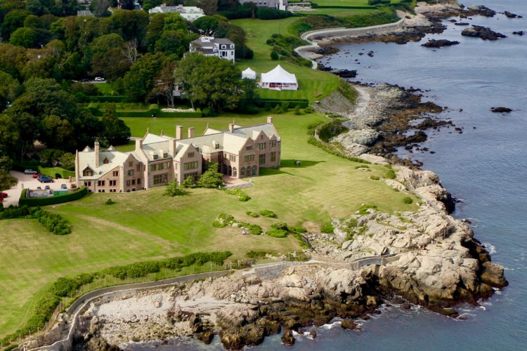 Doris Duke Rough Point Newport RI