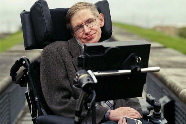 Stephen Hawking Obit