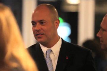 Giovani Feroce Governor