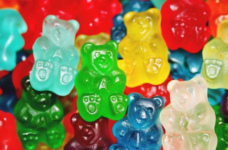 Gummy Bears Rhode Island