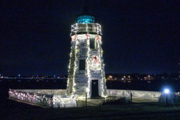 Gurney's Lighthouse Lighting Newport RI