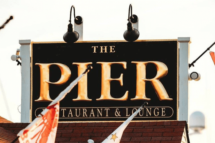 The Pier Restaurant Newport