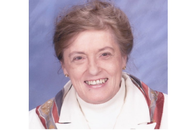 Mary Winthrop Martin Obit