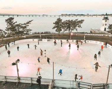 Gurney's Newport Ice Skating Rink