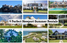 Newport RI Summer Rentals