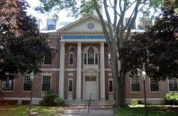 Newport County Court House