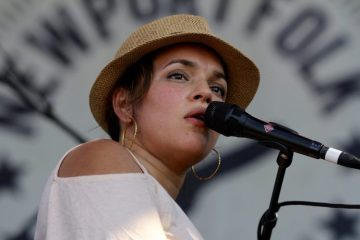 Norah Jones Newport Jazz Fest