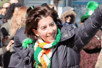 Governot Raimondo Cancel Newport St Patricks Day Parade