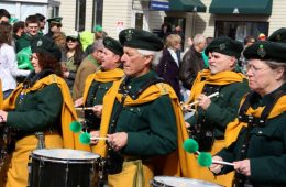 Newport RI St. Patrick's Day Parade Cancelled