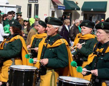 Newport RI St. Patrick's Day Parade Cancelled