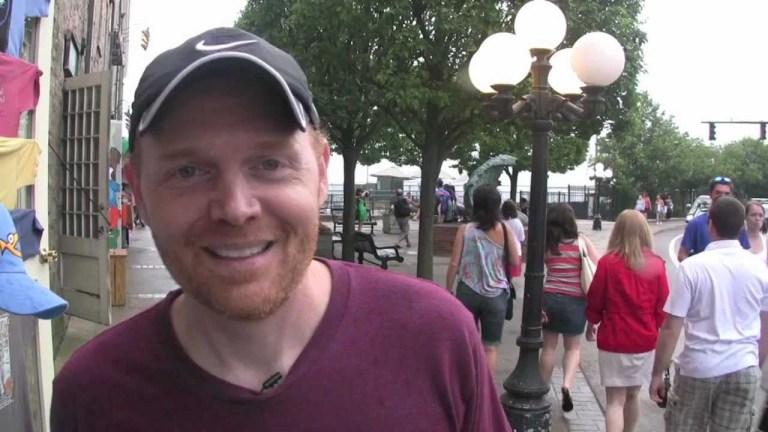 Watch Comedian Bill Burr Gives A Hilarious Walking Tour Of Newport Ri Newport Buzz