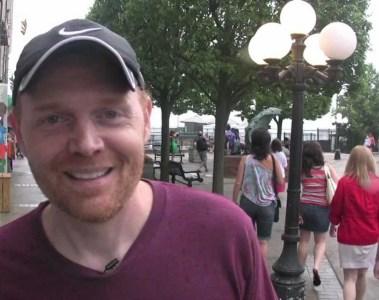 Bill Burr Newport RI Walking Tour