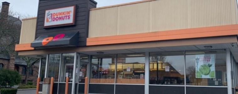 Dunkin Donuts Broadway Closing