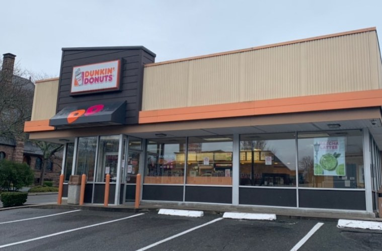 Dunkin Donuts Broadway Closing
