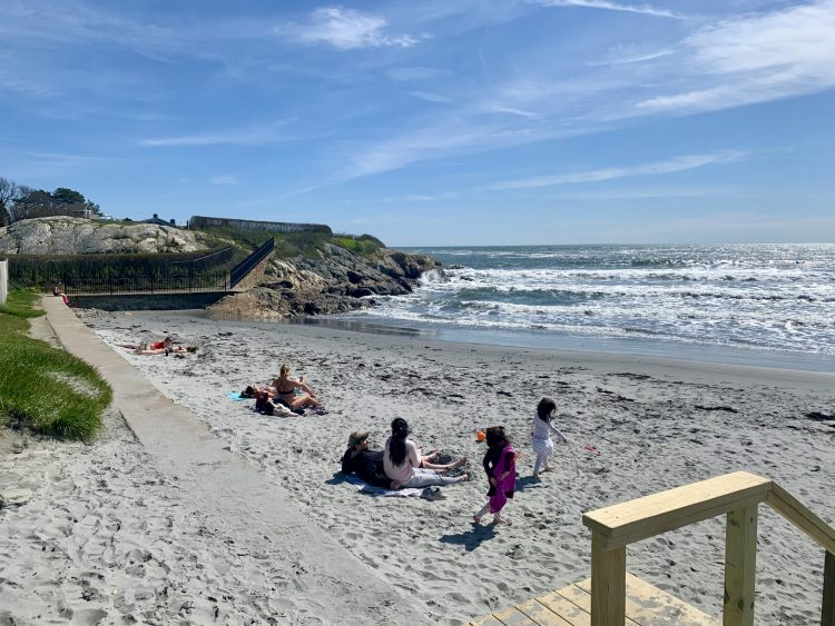 Reject's Beach Newport, RI