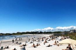 Reject's Beach Kat Goss
