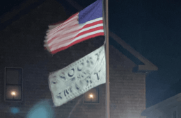 General Michael Flynn Flag Stolen