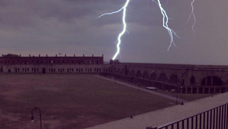 Kindred Spirits episode Fort Adams Newport RI