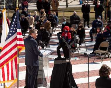 Governor Dan McKee Inauguration