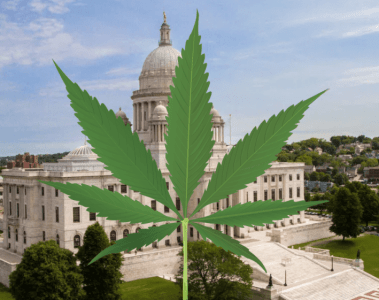 Marijuana legalized Rhode Island