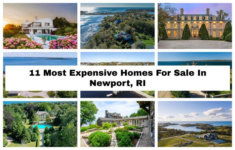 Most Expensive Newport Homes