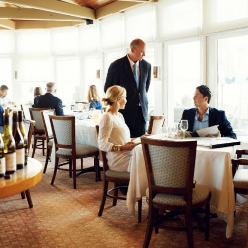 Castle Hill Restaurant
